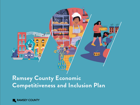 First of its Kind: Ramsey County's Economic Competitiveness & Inclusion Plan