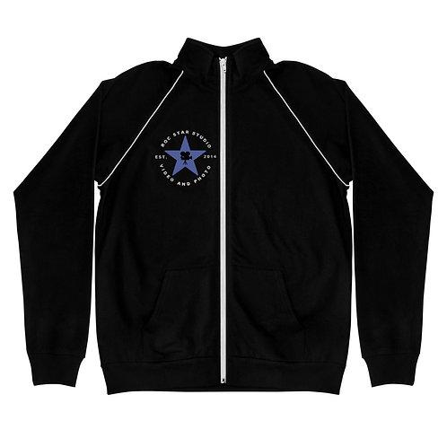 Roc Star Studio Piped Fleece Jacket
