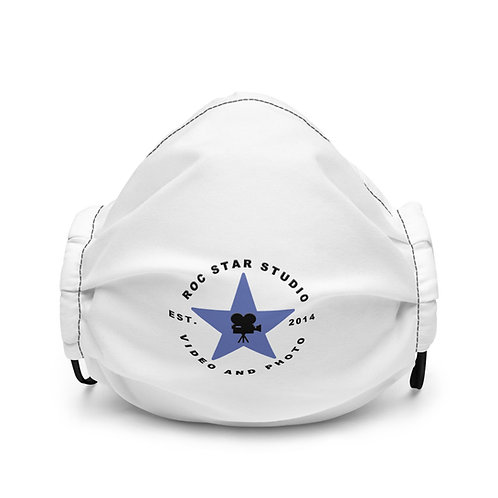 Roc Star Studio Premium face mask
