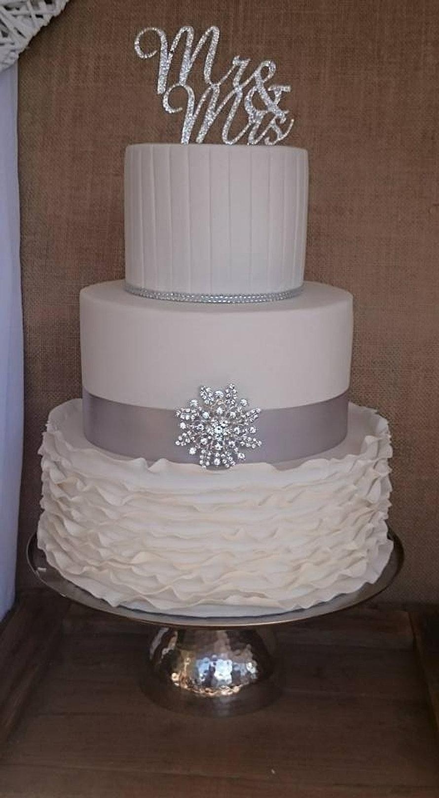 Dog Ate Wedding Cake