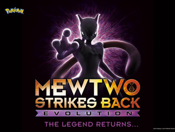Pokémon: Mew Two Strikes Back: Evolution