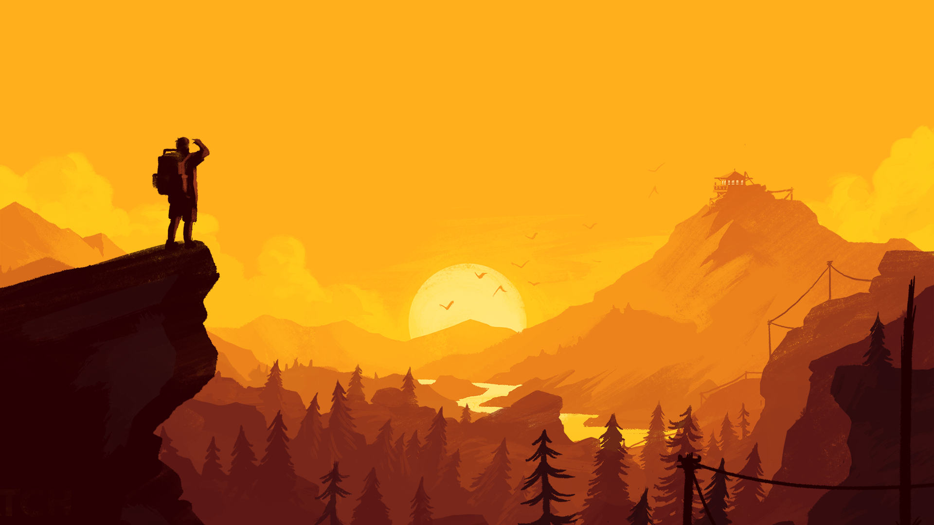 Firewatch (Review)