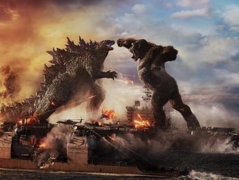 Godzilla vs. Kong (Review)