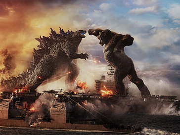 Godzilla vs. Kong (Review)
