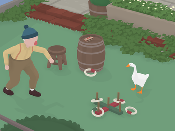 Untitled Goose Game: