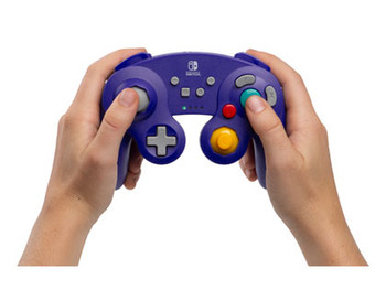 Power‌ ‌A:‌ ‌Wireless‌ ‌GameCube‌ ‌Controller‌