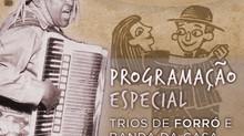 Dia Nacional do Forró será celebrado neste domingo na Feira