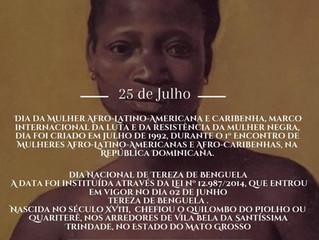 Solenidade de Homenagem Alusiva ao Dia Internacional da Mulher Negra Latino-Americana e Caribenha na