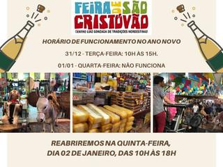 Muito forró na Feira de São Cristóvão no último final de semana de 2019