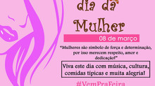 Dia da Mulher: Feira de São Cristóvão tem programação especial