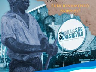 Feriadão: Feira de São Cristóvão tem funcionamento normal no Dia da Consciência Negra