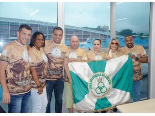 GRES Acadêmicos da Abolição homenageia Feira de São Cristóvão no Carnaval 2020