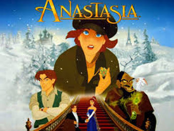 2020 MUSICAL THEATRE SUMMER CAMP #3 - Anastasia The Musical