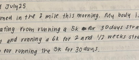 2 Mile Check
