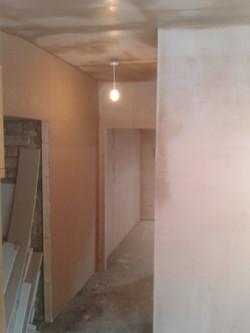 Hallway skimmed