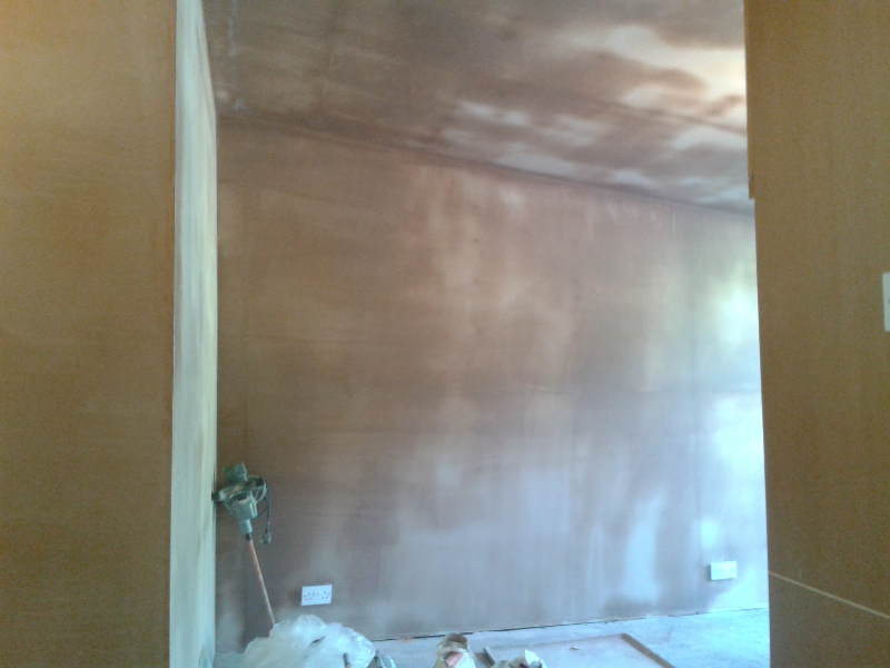 Kitchen skimmed