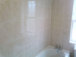 Bathroom Tiled