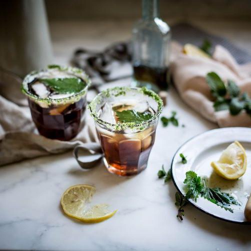 Nettle Cocktail