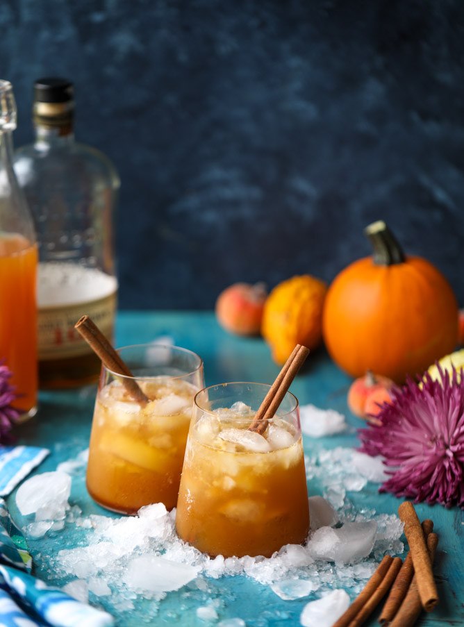 6 Pumpkin Cocktails for Pumpkin Season