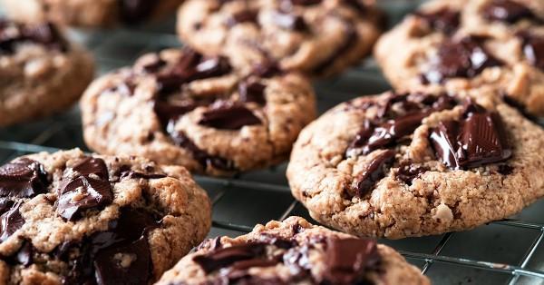 Cognac Chocolate Chip Cookies