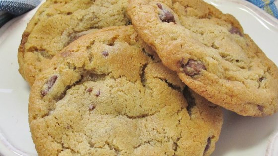 Chocolate Chip Cookies with Tennessee Whiskey