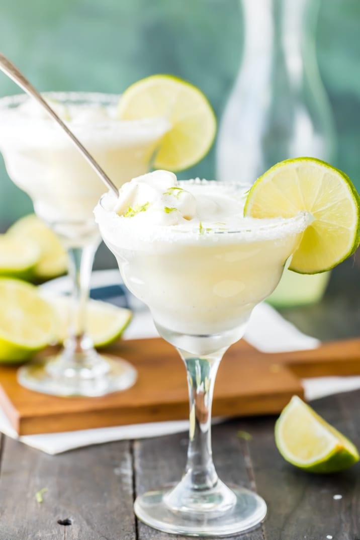 Margarita Ice Cream Flat