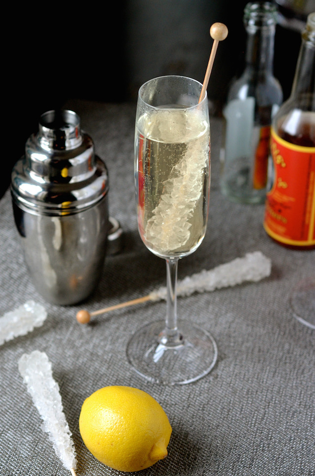 French 75 Mocktail