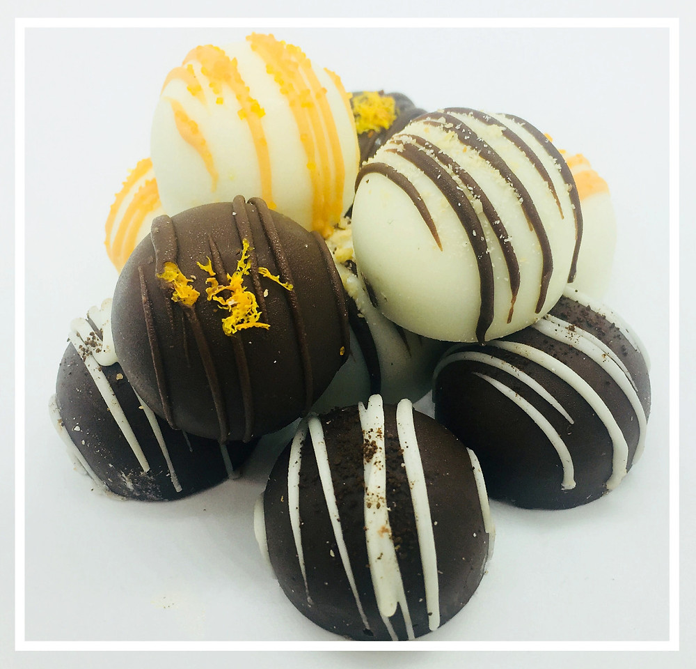 Twisted Truffles Whiskey Flavors