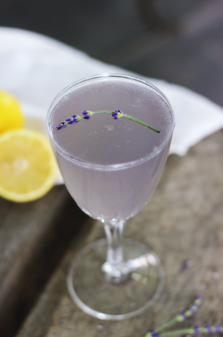 Lady Lavender Mocktail