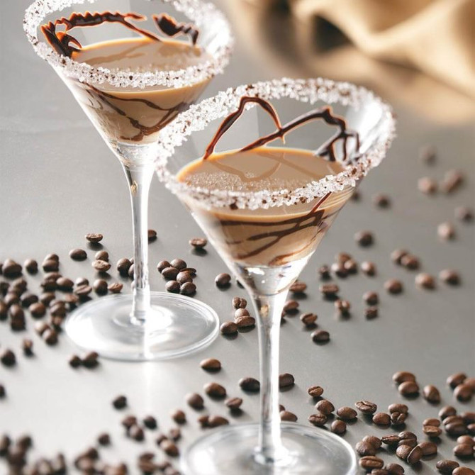 4 Dessert Martini Recipes for National Martini Day