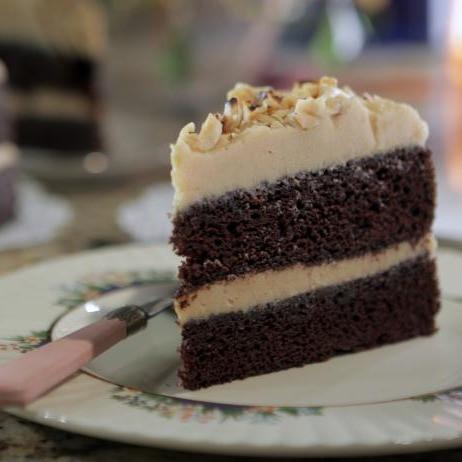 Damaris Phillips' Chocolate Cake