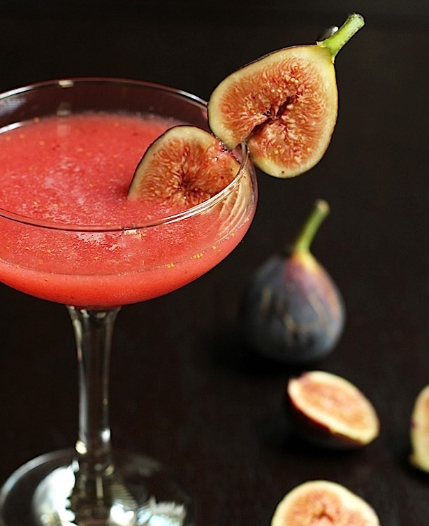 Fig and Honey Cocktail