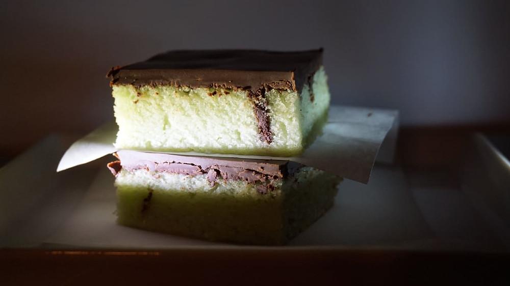 Boozy Poison Cake