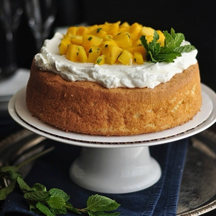 Rum Laced Tres Leches Cake