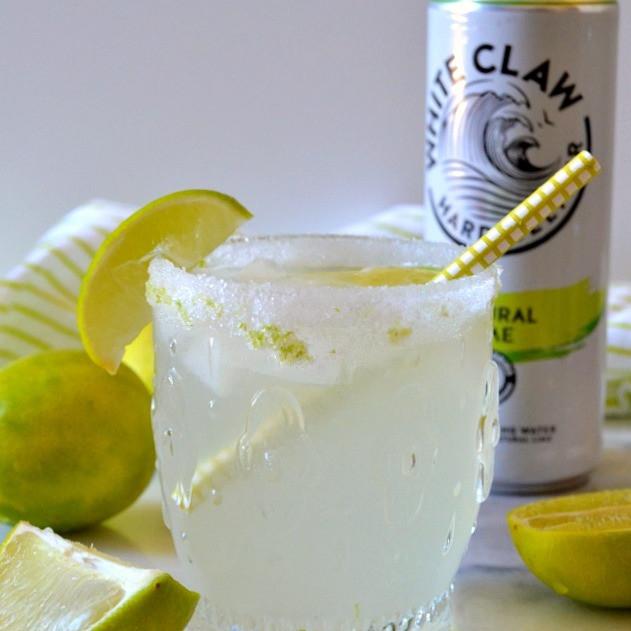 White Claw Seltzer Margarita