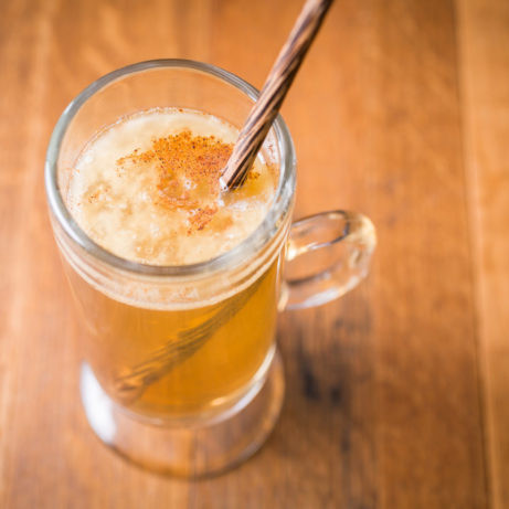 National Hot Buttered Rum Day: A Duel of Two Drinks