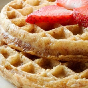 Baileys Irish Cream Waffles