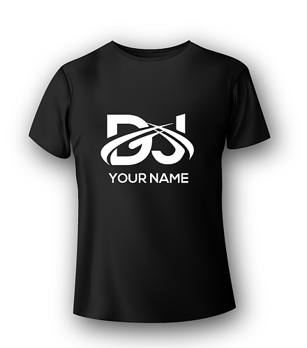 T-Shirt Deejay - Your Name