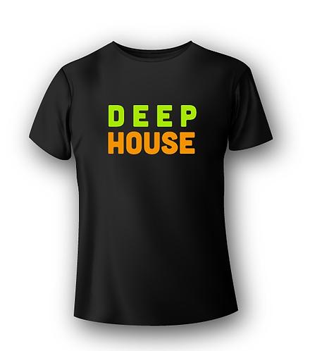 T-Shirt Deejay - DEEP HOUSE