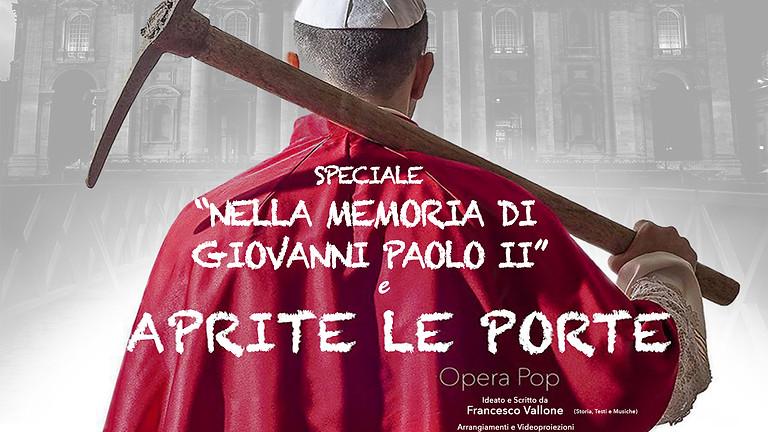 Nella Memoria di Giovanni Paolo II