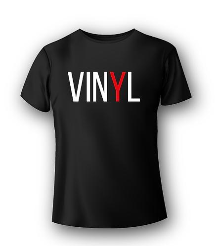 T-Shirt Deejay - Vinyl Passion