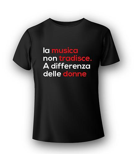 T-Shirt Deejay - Music Life
