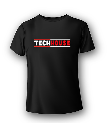 T-Shirt Deejay - Tech House Line