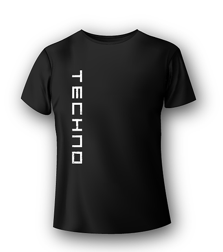 T-Shirt Deejay - Techno