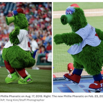 Phillie Phanatic Lawsuit Phinished