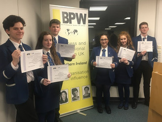 BPW Public Speaking Competition