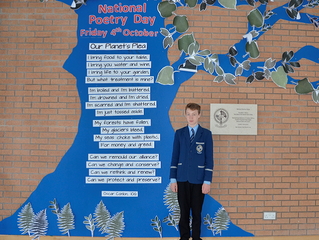 Year 10 Poetry Competition