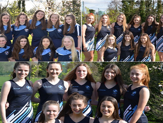 Good Luck to the Girls' Netball Teams!