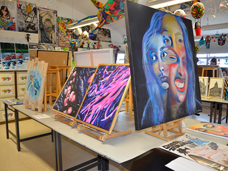 Celebration of Art Evening
