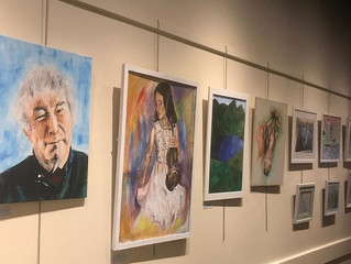 Malone House Art Exhibition